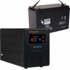 Источник бесперебойного питания Энергия Инвертор ПН-500+ акк. 100 Ач