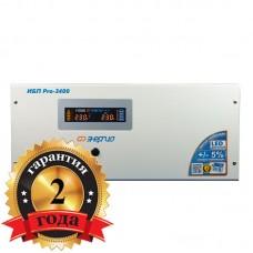 ИБП Энергия ИБП PRO 3400 24V