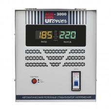 Стабилизатор напряжения UPower АСН-3000